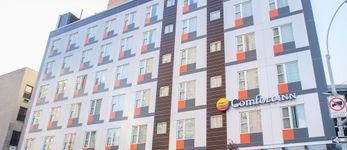 Comfort Inn Near Financial District