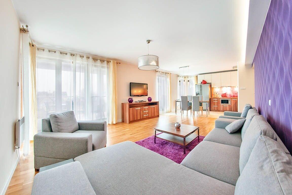 Apartamenty Sun&Snow Rozewie