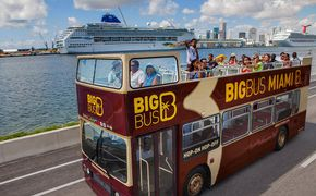 Oferta descuento especial: Big Bus Miami Hop-on Hop-off