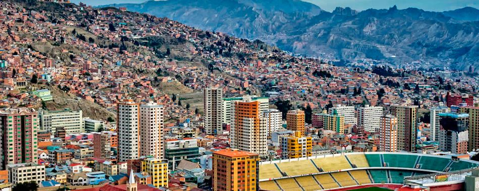 La Paz,Bolivia