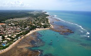 Tour � Praia do Forte e Guarajuba, dia inteiro