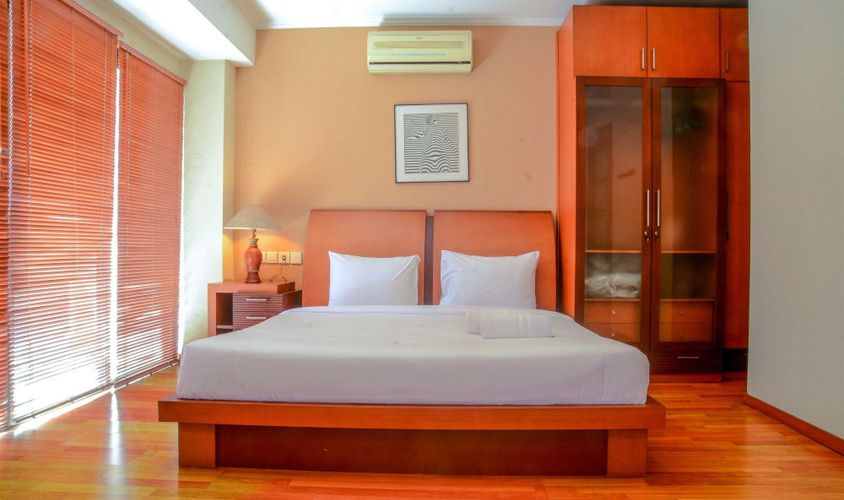 1 Bedroom at Puri Garden Apartment by Travelio, Jakarta ...