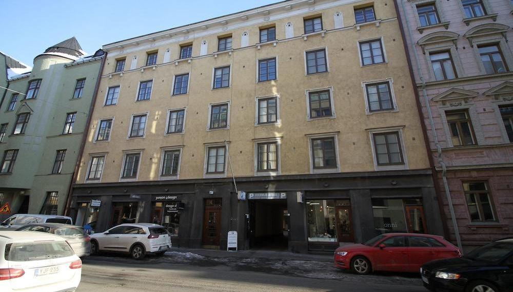Uudenmaankatu Helsinki