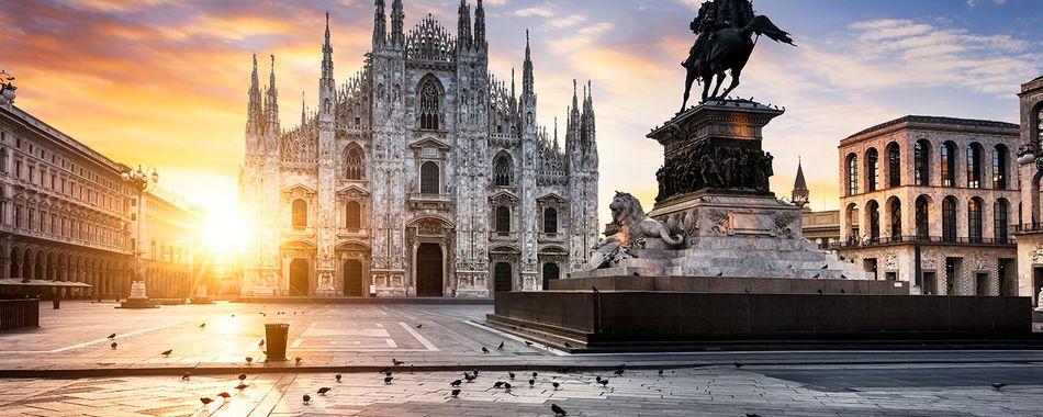 Milán,Italia