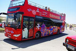 Gozo bus tur�stico