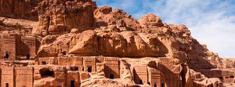 Petra: maravilhas do mundo