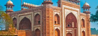 Taj Mahal: maravilhas do mundo