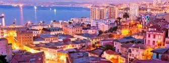 Celebración del día de San Pedro en Valparaíso