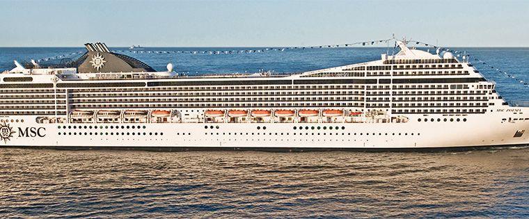 Cruceros MSC Poesia desde Buenos Aires | Despegar.com