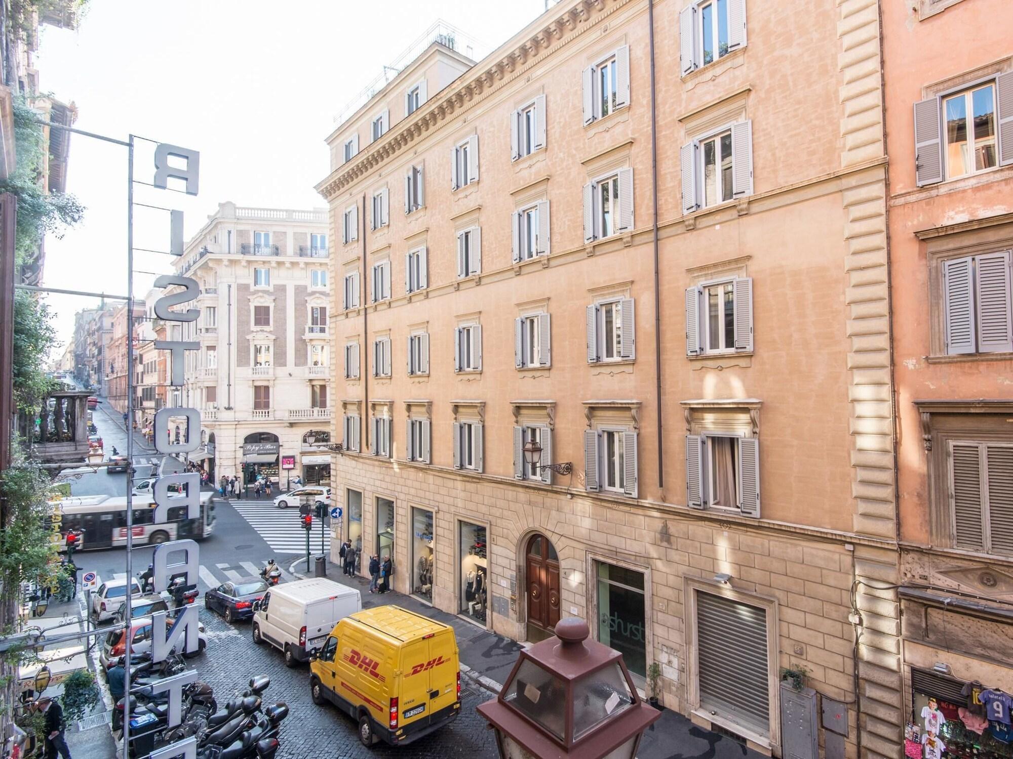 Appartamento Via Sistina