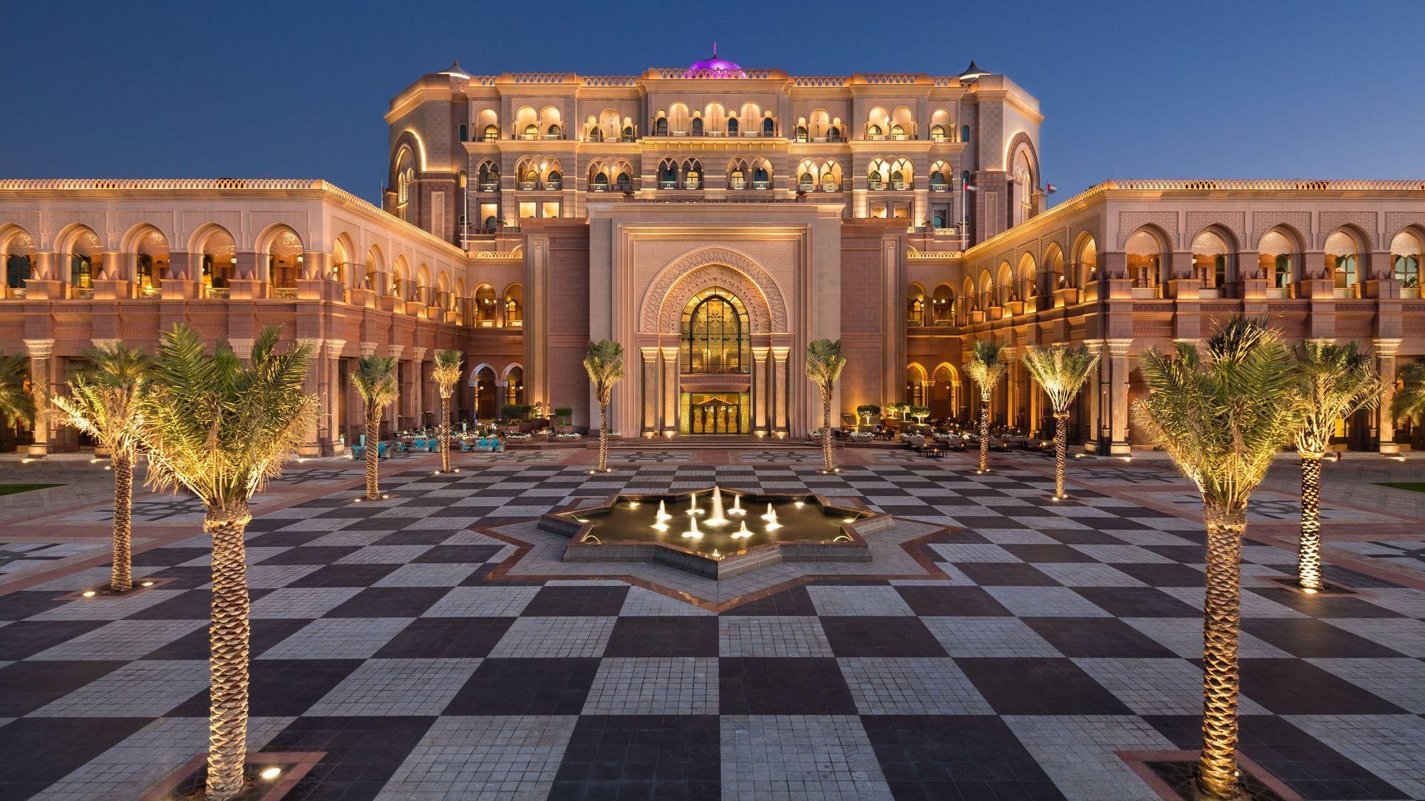 Emirates Palace Abu Dhabi, Abu Dhabi | Hotéis no Decolar