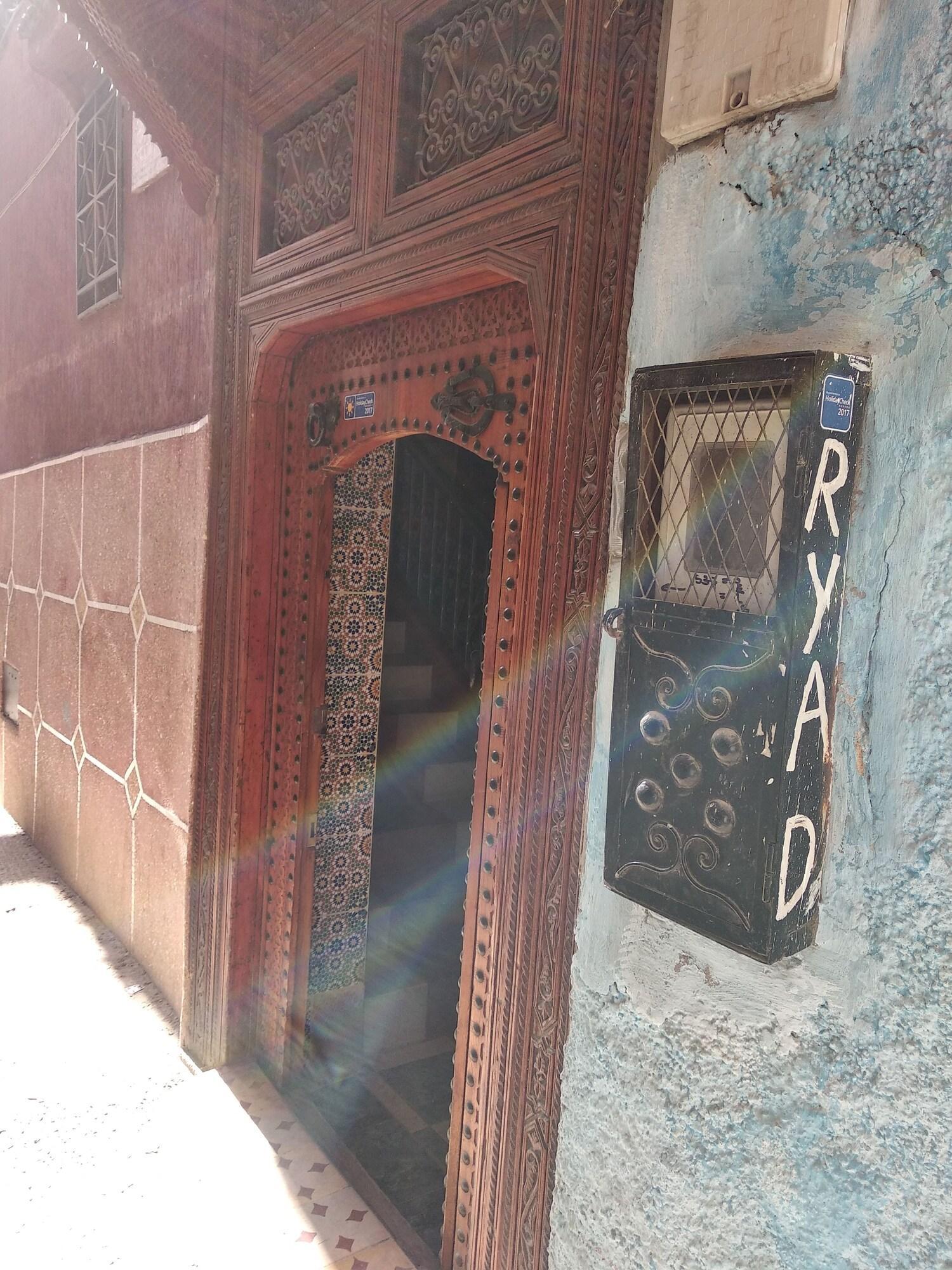 Hotel Ryad Bab Berdaine