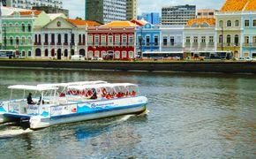 Tour Recife e suas pontes