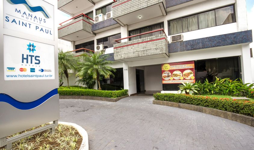 Saint Paul Apart Hotel Service, Manaus   Hotéis no Decolar