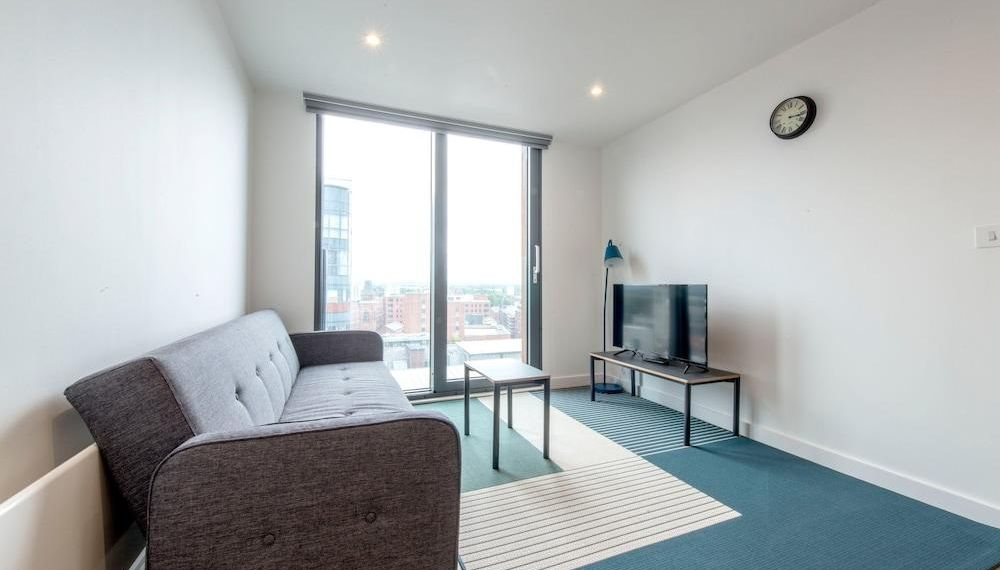 Modern 2 Bedroom Apartment in Northern Quarter, Mánchester ...
