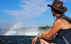 Toronto a Niagara Falls D�a de viaje en tren