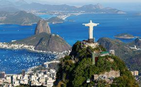 Dia inteiro no Rio