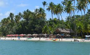 Tour de Catamar� na Praia de Carneiros +Transfer+ StandUp Padle