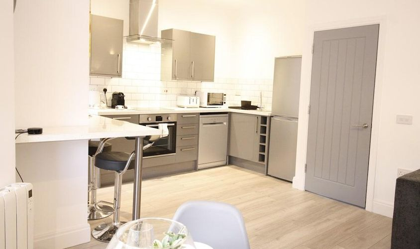 Willow Serviced Apartments - The Walk, Cardiff | Hotéis no ...