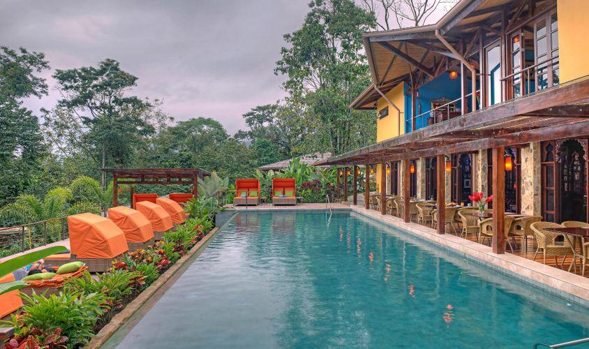 Nayara Hotel Spa Gardens Vulcão