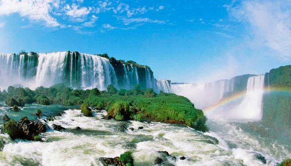 Las mejores cascadas del mundo