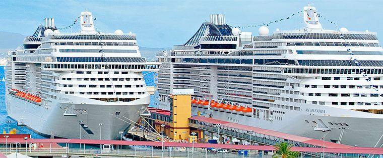 Cruceros por Mediterráneo   Despegar.com