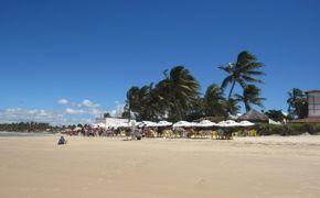 Praia de Camurupim e City Tour Panor�mico