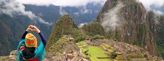 Machu Picchu: maravilhas do mundo