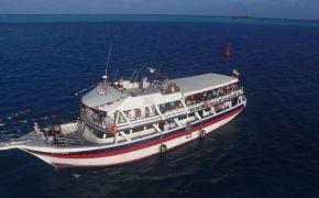 Crucero por la bahia de los 7 colores !!!