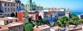 Valparaiso, capital del vino