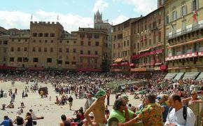 Os grandes destaques da Toscana: Siena, San Gimignano, Chianti, Pisa - com almo�
