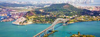 Panamá, playa y ciudad