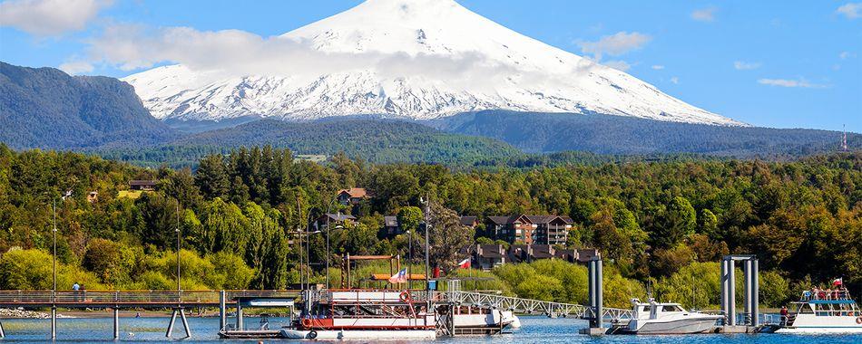 Pucón,Chile