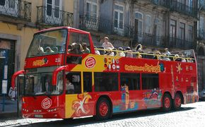 City sightseeing Porto - Hop on hop off