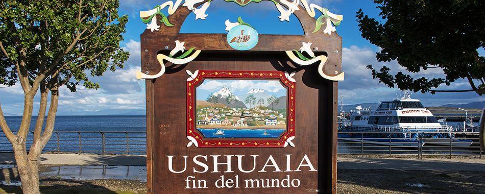 Ushuaia,Argentina