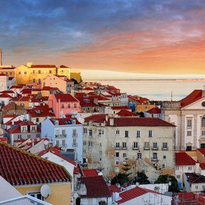 Passagem para portugal