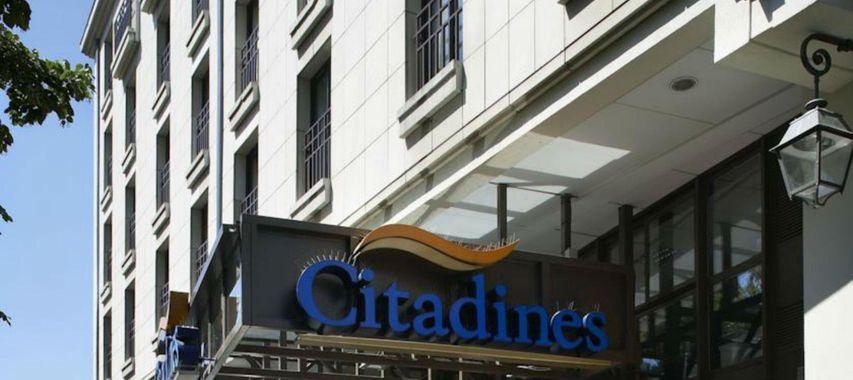 Citadines Apart Hotel Les Halles Paris Par 237 S Hoteles En