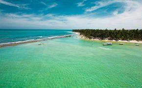 Incr�vel Praia dos Carneiros - Famoso Bora Bora