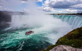 -Grupo peque�o de viaje de Niagara Falls D�