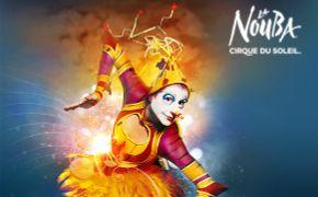 La Nouba por Cirque du Soleil
