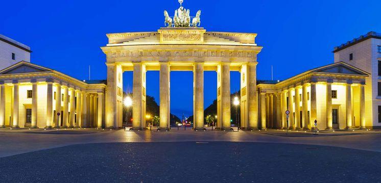 2583d3f9adf0 Turismo en Berlín. Alemania